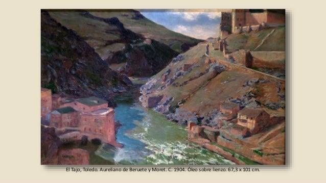 Vista de La Pedriza desde El Pardo. Joaquín Sorolla y Bastida. 1907. Óleo sobre lienzo. 61,6 x 91,8 cm.