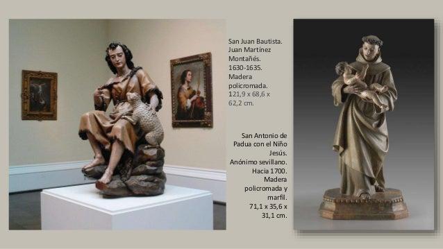 Madre e hijo. Pierre Daura. 1960. Madera tallada. 68,6 x 33 x 33 cm. Las Tres Ninfas. Aristide Maillol. 1938. Bronce. 160 ...