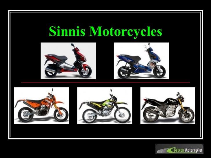 Sinnis Motorcycles