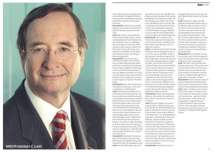 INTERVIEW C.LEITL                                                                                                         ...