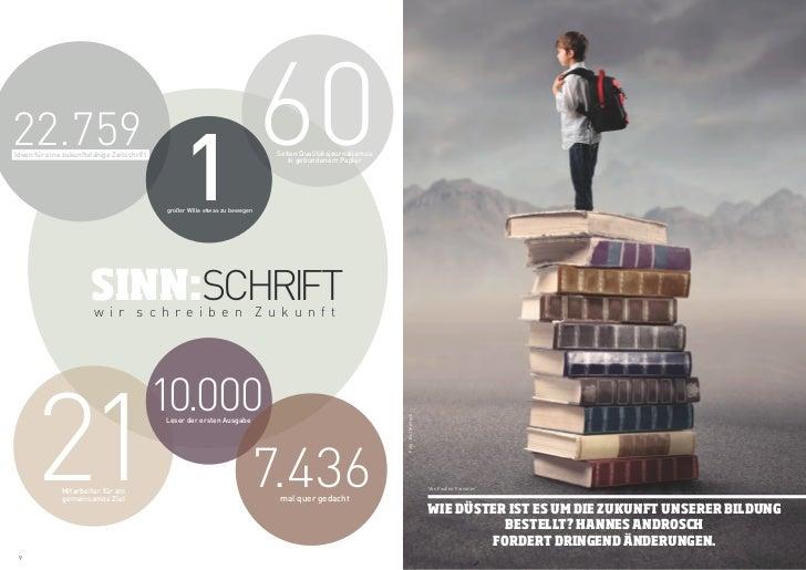 22.759Ideen für eine zukunftsfähige Zeitschrift                                                 1                         ...