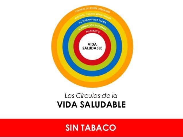 Los Círculos de la VIDA SALUDABLE SIN TABACO