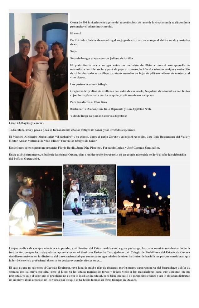 Sintesis informativa 05 05 2015