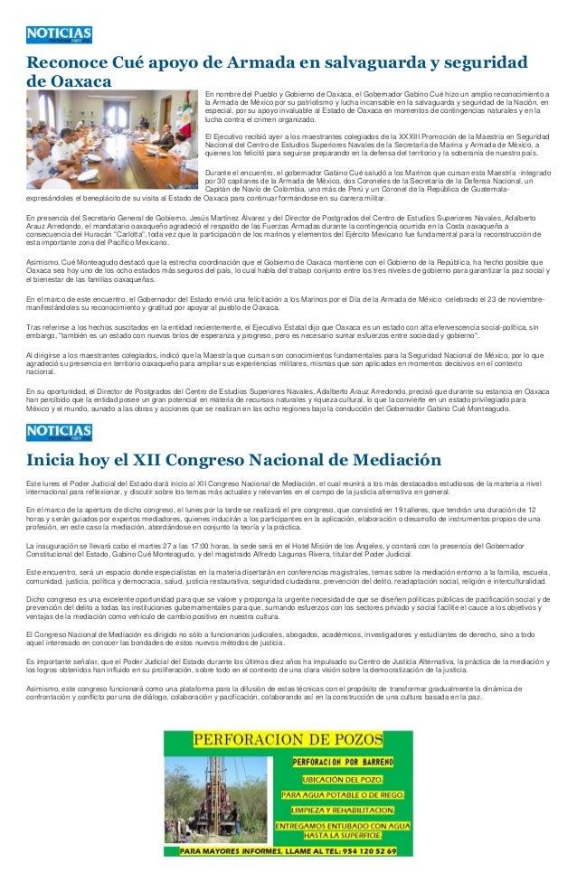 Sintesis informativa 26 11 2012 Slide 2
