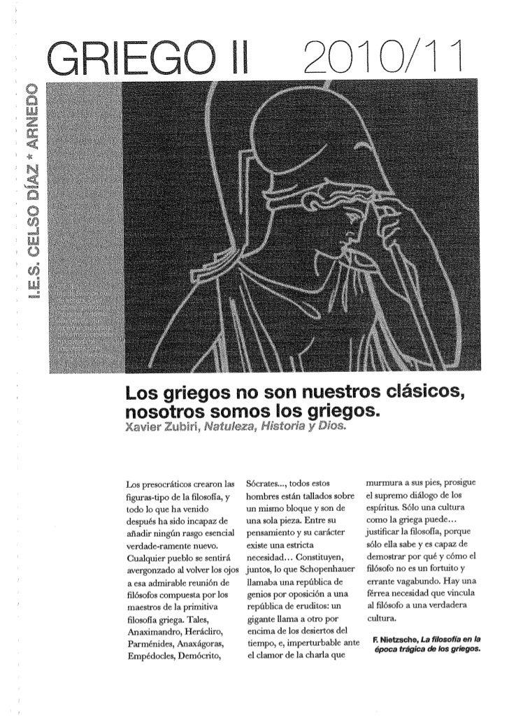 Griego II (1)