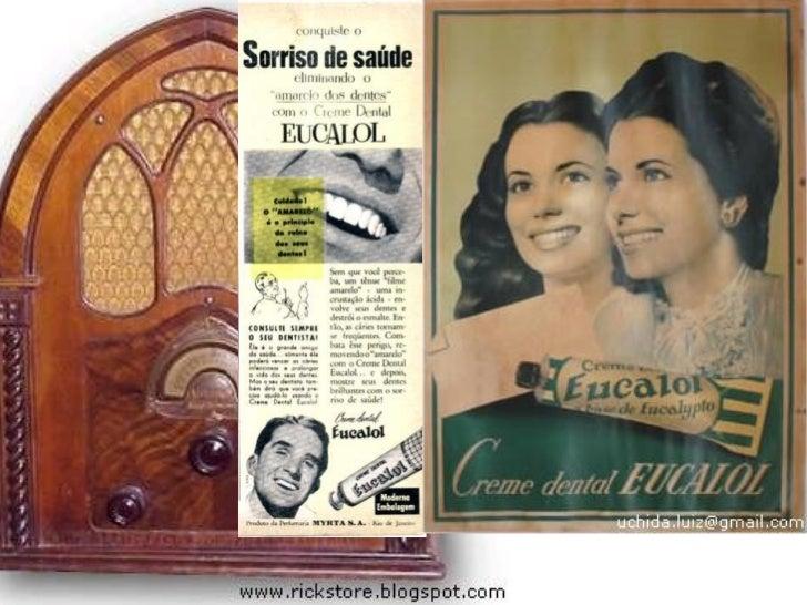 Sintonize seu rádio nos anos 40!