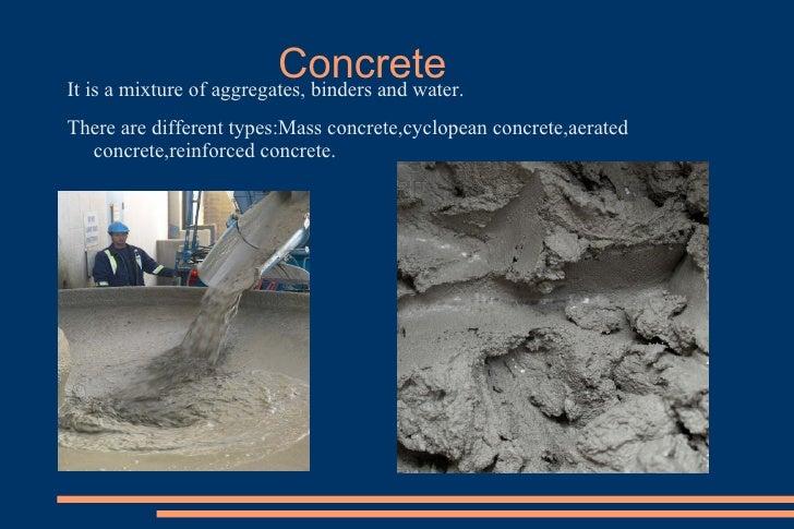 Presentation Building Materials