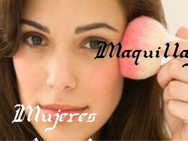 MaquillaMujeres