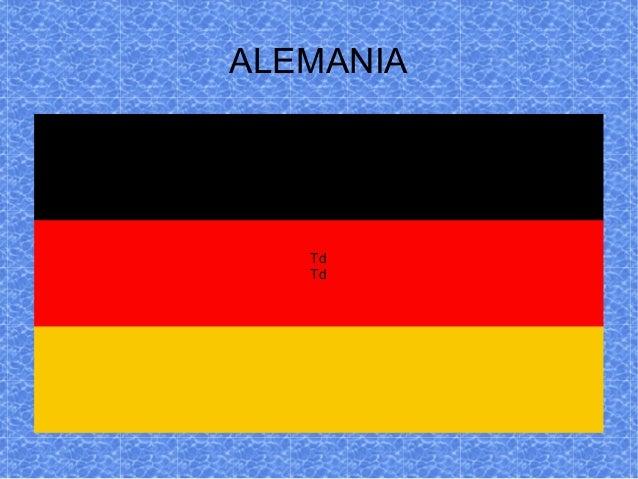 ALEMANIA   Td   Td