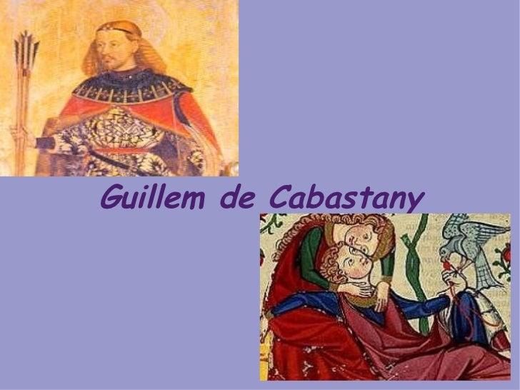 Guillem de Cabastany