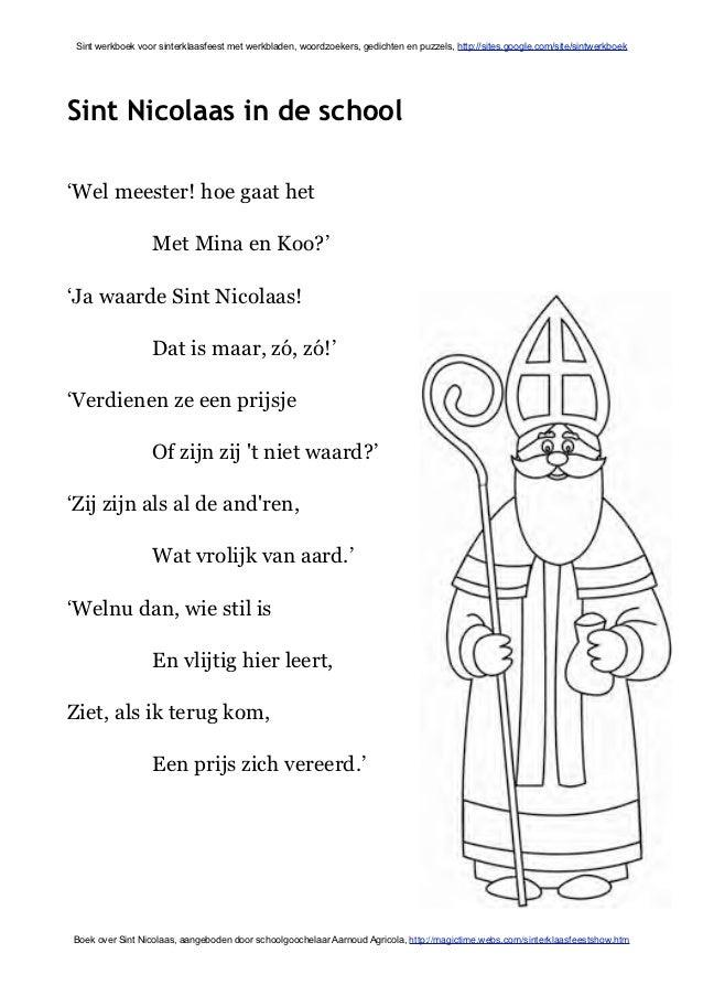 Kleurplaat Paard Rond Sint Werkboek Met Sinterklaas Werkbladen En Activiteiten