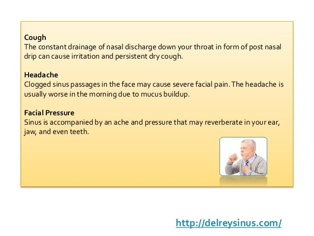 6 Common Sinus Congestion Symptoms and How a Sinus Congestion Doctor …