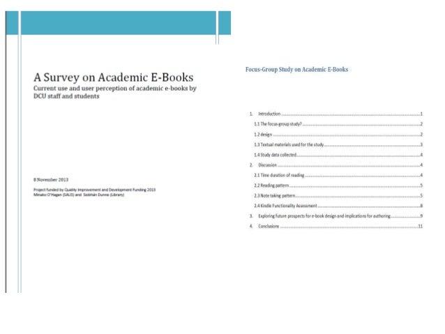 Feedback from Academic 2