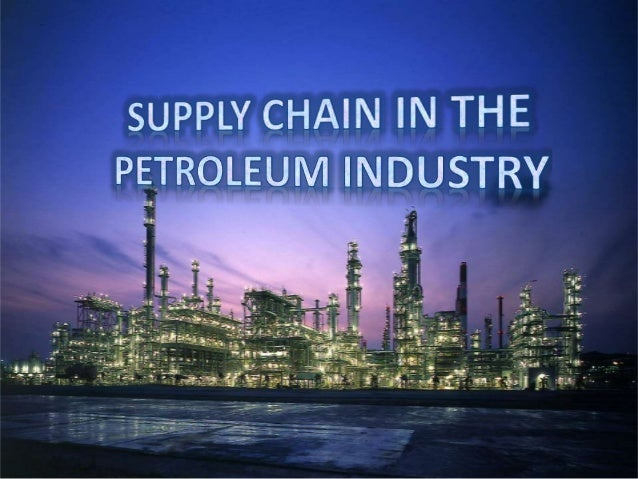 INTRODUCTION • The petroleum industry plays an important role in the economic development of the country • Performance of ...