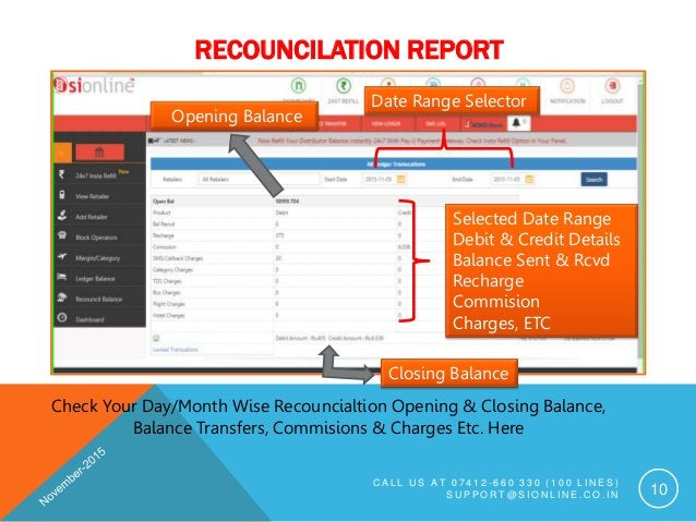 RECOUNCILATION REPORT C A L L U S A T 0 7 4 1 2 - 6 6 0 3 3 0 ( 1 0 0 L I N E S ) S U P P O R T @ S I O N L I N E . C O . ...