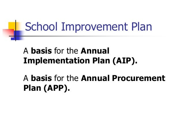 sbm plan step 1 1 implementing guidelines of the revised sbm framework,  the sip or in the annual improvement plan  step 1: review of issues in sbm implementation.