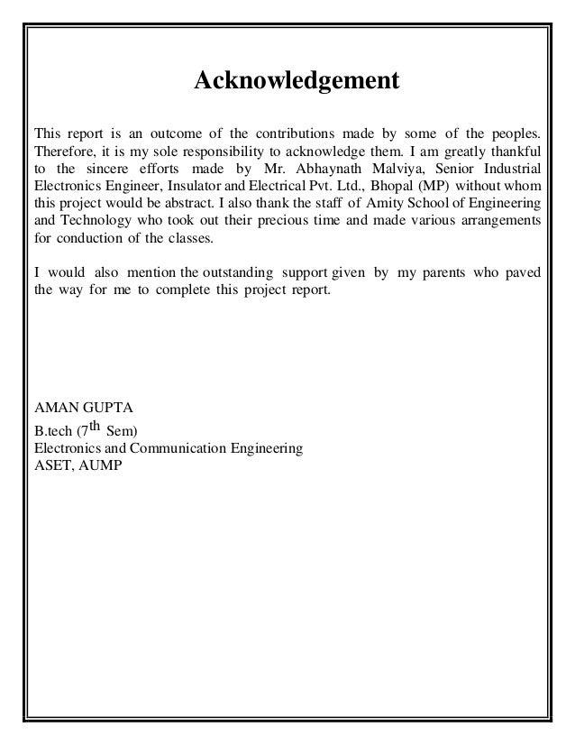 Summer Internship Report For PLC Programming of Traffic