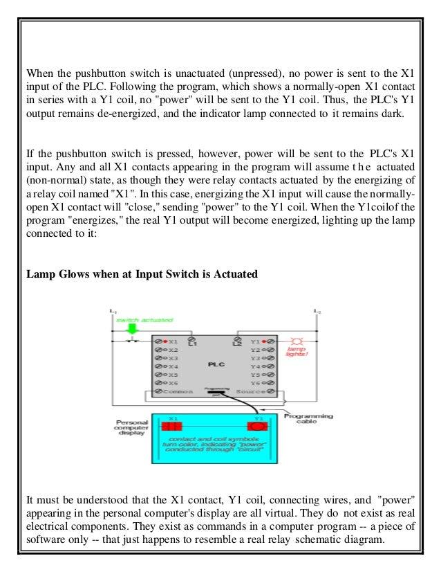 Summer Internship Report For PLC Programming of Traffic light through…