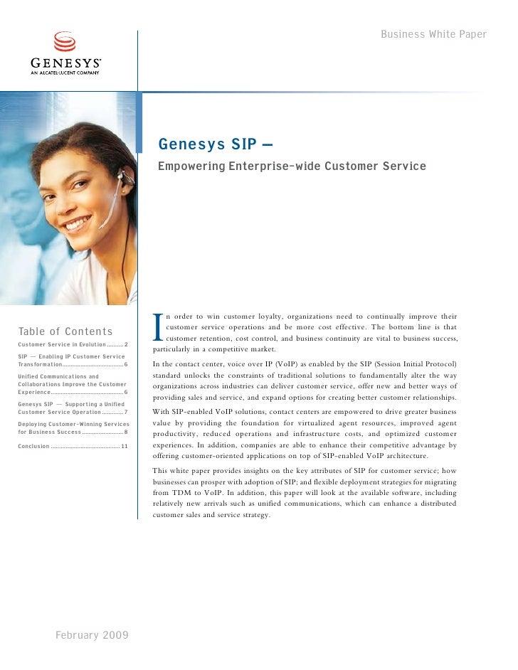 Sip Empowering Enterprise Screen