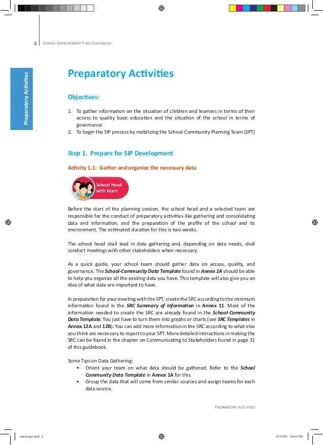 Enhanced Sip Guidebook – Guidebook Template