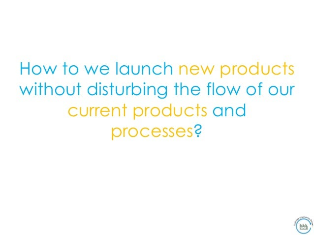 new product launch part ii Your company is ready to launch a new product this is an exciting  new  product here's a simple example to show what i'm talking about.