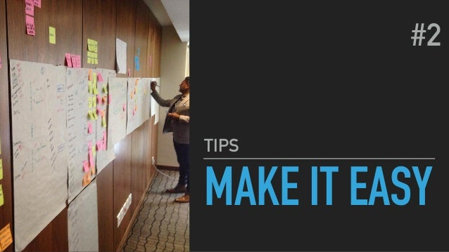 MAKE IT EASY TIPS #2