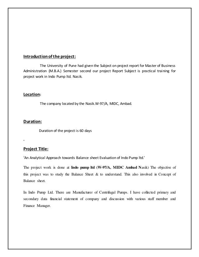 summer internship project report for finance project finance Organization profile batas organization is one of nepal'ssuccessful and upcoming organizations inautomobiles, finance summer internship project report.