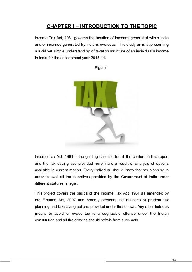 report on taxation The congressional joint committee on taxation (jct) released its new report on  federal tax expenditures on december 7, 2015 this annual.