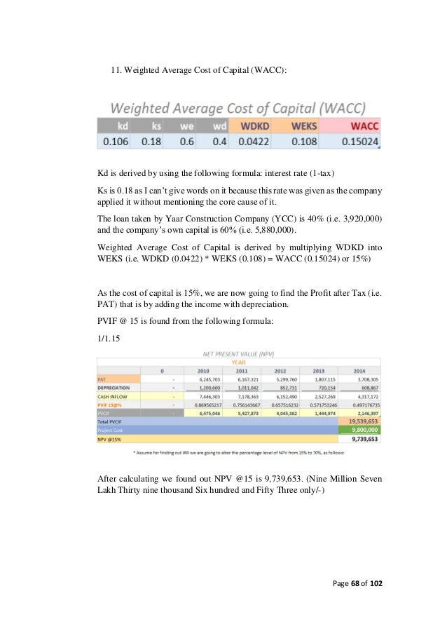 weighted average cost capital kareem construction Quora is a place to gain and share knowledge it's a platform to ask questions and connect with people who contribute unique insights and quality answers this empowers people to learn from each other and to better understand the world.