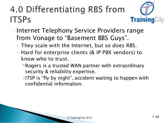 SIP Trunking overview