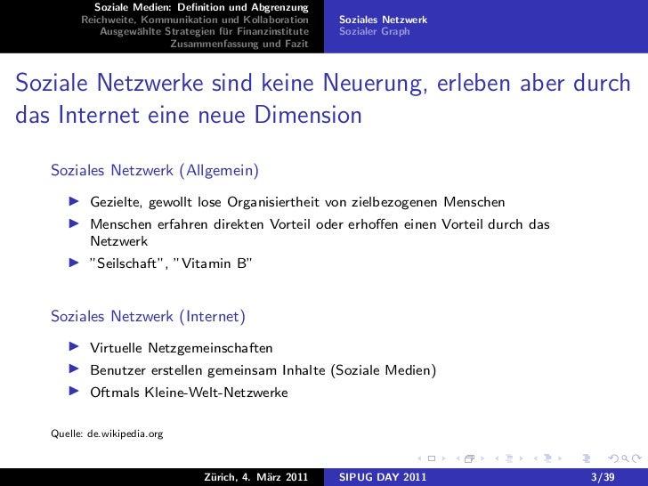 Digitale Öffentlichkeit und soziale Macht: Auswirkungen von sozialen Medien auf Finanzinstitute Slide 3