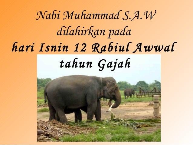 Sirah Nabi Muhammad S A W