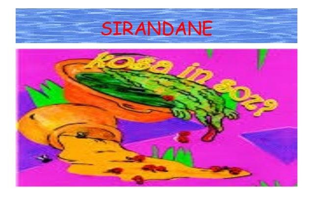SIRANDANE