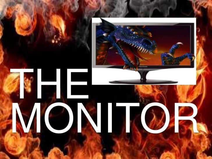 THE MONITOR<br />