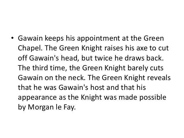 an analysis of the nature and the purpose of the quest in sir gawain and the green knight Sir gawain and the green knight analysis for later  underlying the events with the green knight and gawain's quest as the poem progresses, this becomes .