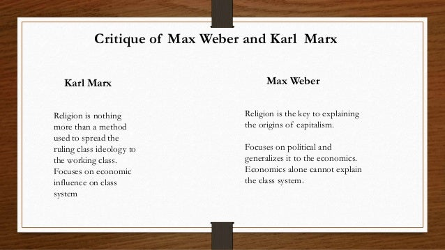 debate between marx and weber Chapter 1 the sociological perspective marx, emile durkheim, max weber discuss the current state of american sociology as it relates to the debate between.