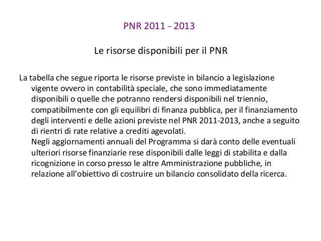 Giorgio sirilli il finanziamento della ricerca e dell 39 universit in - Crediti diversi in bilancio ...