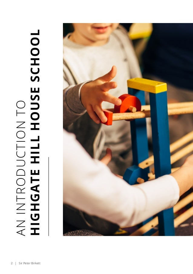 An Introduction to Highgate Hill House School Slide 2