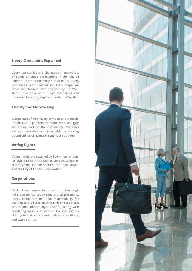 Livery Companies Explained Slide 2