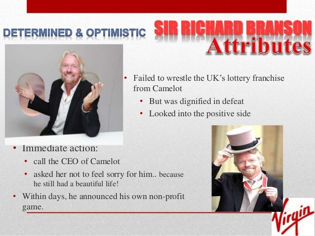 sir richard branson leadership style Richard branson's leadership style: impact sir richard branson is an i would also consider whether the leadership style used by richard branson aligns.