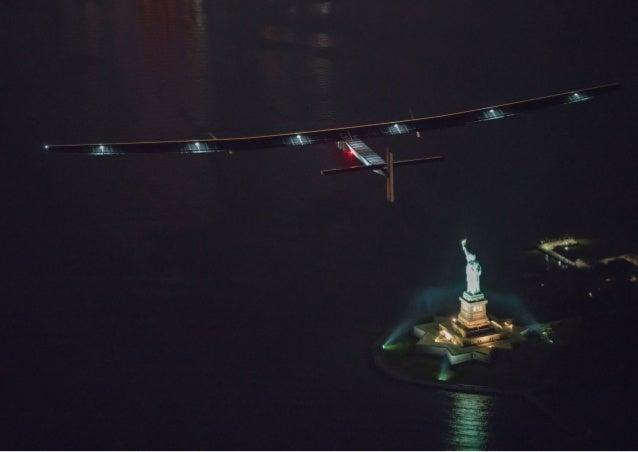 46 / ETAPPE 15 / VON NEW YORK NACH SEVILLA AMERICA 23. JUNI 2016 MÄRZ APRIL MAI JUNI JULI AUGUST Pilot Bertrand Piccard Fl...