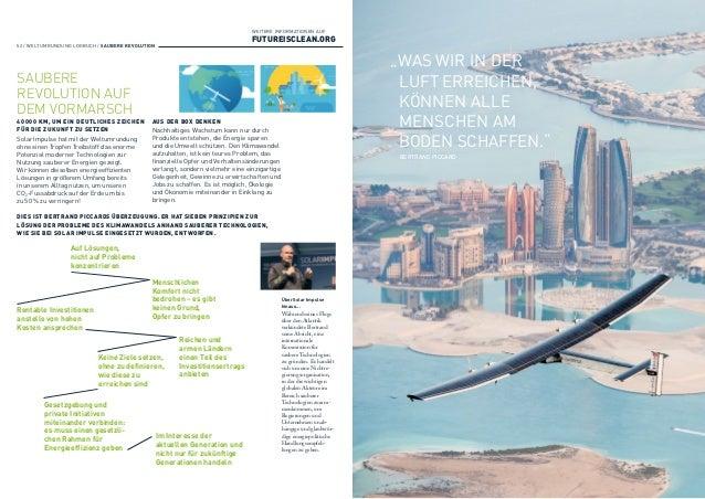 Solar Impulse Logbook DE