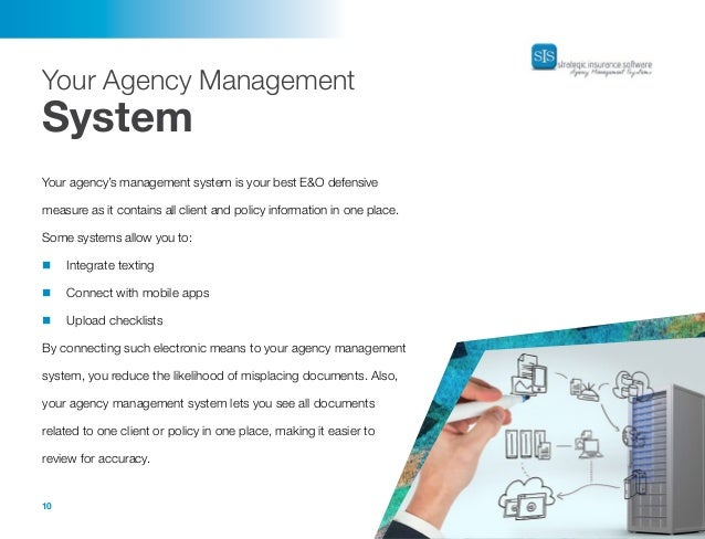 E O Management Best Practices For The Independent Insurance Agency