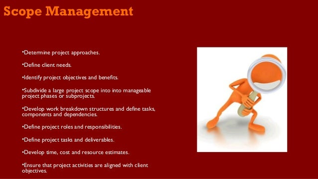 management by objectives from the views of project