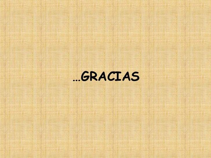 … GRACIAS