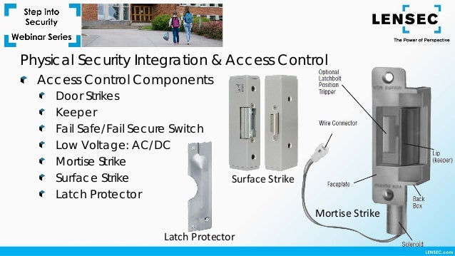 components of physical security Budget (omb), the national security agency (nsa), and the general accounting office (gao), just to name a few along with industry best practices that define the essential el physical environment a are your servers in a locked room with tight access controls.