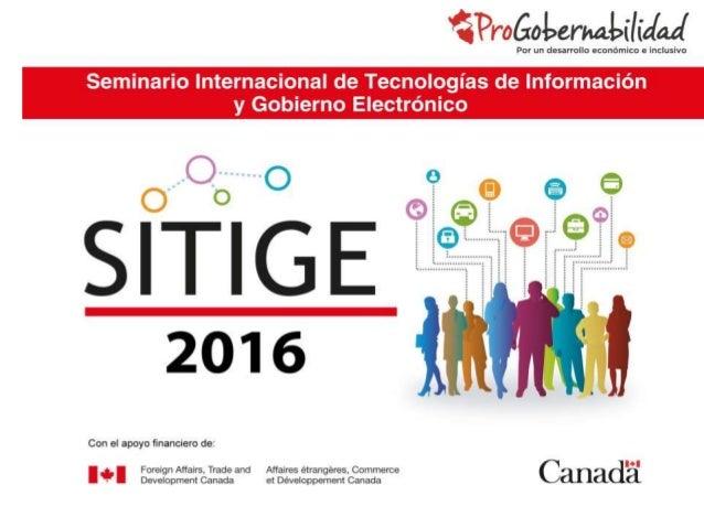 SISTEMA DE SEGUIMIENTO DE LOS OBJETIVOS Y METAS DE LOS PLANES ESTRATÉGICOS - SISEPLAN Enero 2016