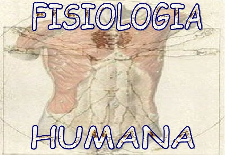 HUMANA FISIOLOGIA
