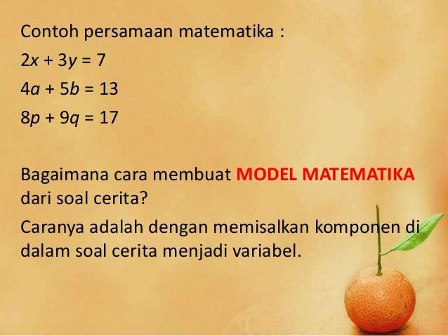 Sistem Persamaan Linear Dua Variabel Session 2