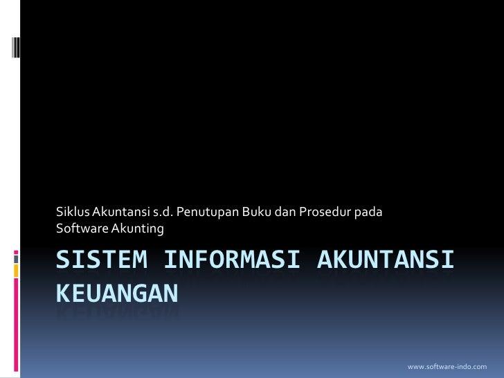 buku sistem informasi akuntansi
